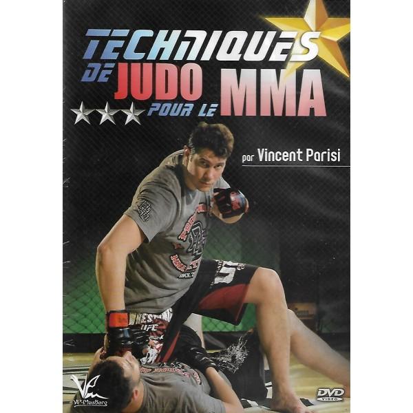 Techniques de judo pour le MMA - Vincent Parisi