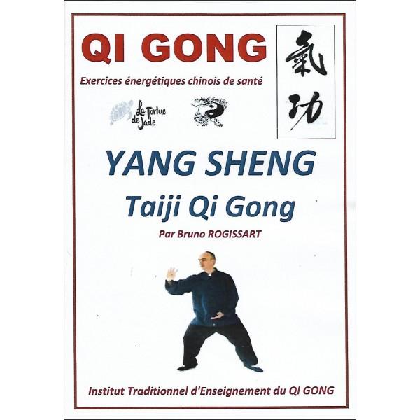 Qi Gong Yang Sheng Taiji Qi Gong - Bruno Rogissart