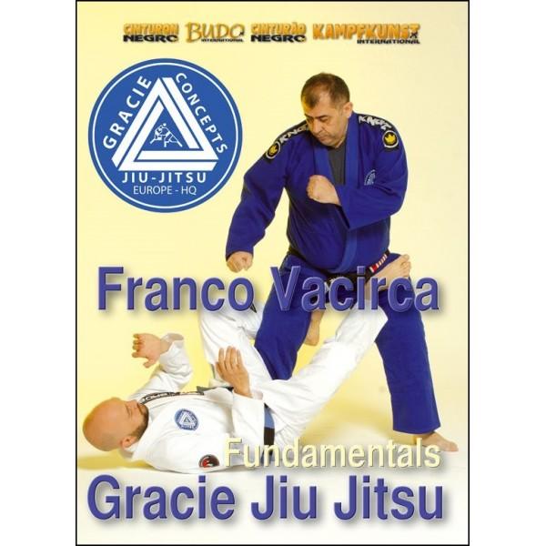 Gracie Jiu Jitsu fondamentals - Francq Vacirca