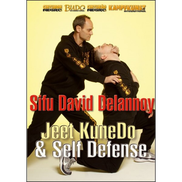 Jeet Kune Do & Sel Défense - David Delannoy