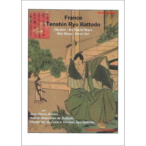 France TenshinRyu Battodo ( serie Okuden) - Jean-Pierre Reniez