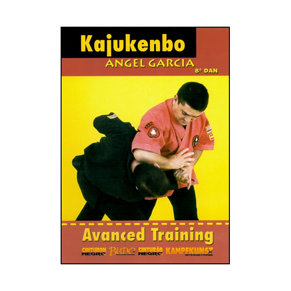 Kajukenbo, Avanced Training - Angel Garcia