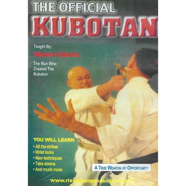 The official Kubotan - M. Kubota (anglais)