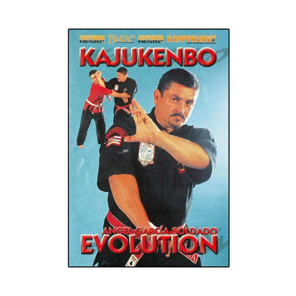 Kajukenbo, Evolution - Angel Garcia