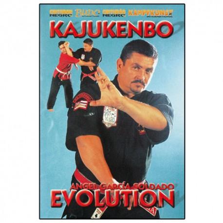 Kajukenbo, Evolution - Angel Garcia