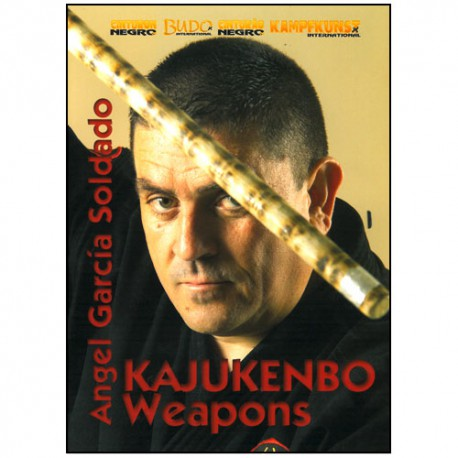 Kajukenbo, Weapons - Angel Garcia