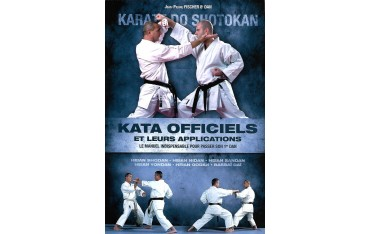 Karaté do Shotokan, Kata officiels et leurs applications - Jean-Pierre Fisher
