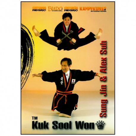 Kuk Sool Won - Sung Jin & Alex Suh