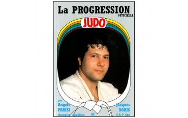 Judo, la progression officielle - Angelo Parisi