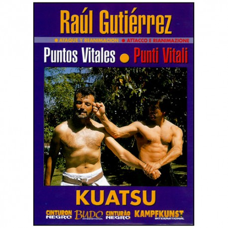 Kuatsu, points vitaux - Punti Vitali