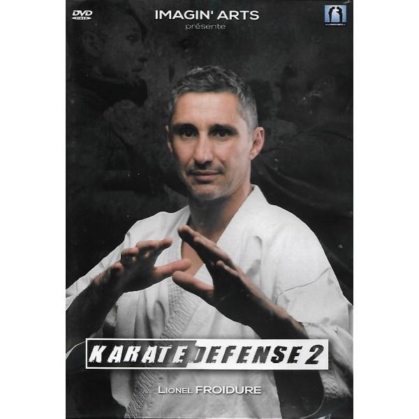 Karaté défense 2 - Lionel Froidure