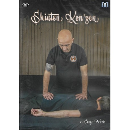 Shiatsu Ken'Zen - Serge Rebois
