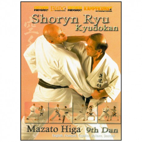 Shoryn Ryu Kyudokan - Mazato Higa