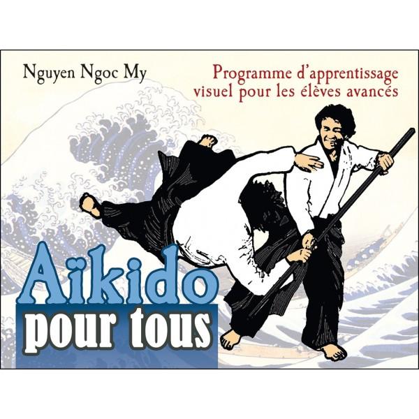 Aïkido pour tous BD Vol.3 - Nguyen Ngoc My