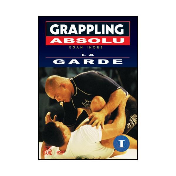 GRAPPLING 1 : la garde - Inoue Egan