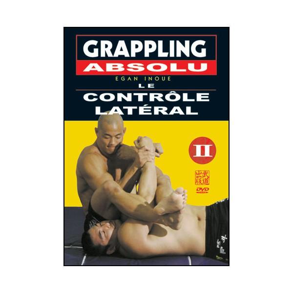 GRAPPLING 2 : le contrôle latéral - Inoue Egan
