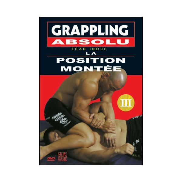 GRAPPLING 3 : la position montée - Inoue Egan