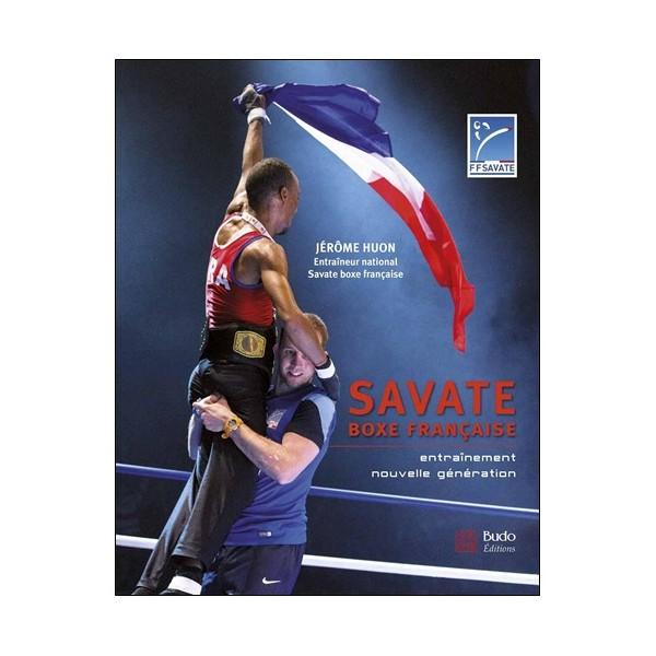 Savate Boxe Française entrainement nouvelle génération - Jérôme Huon