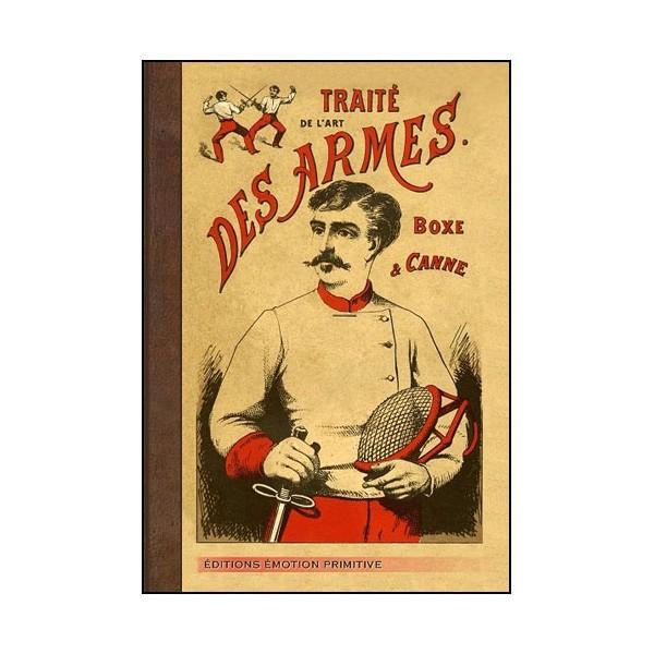 Traité de l'art des armes, Boxe et Canne - B. Bonnet
