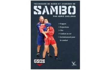 Sambo, techniques de bases et avancées - Hervé Gheldman