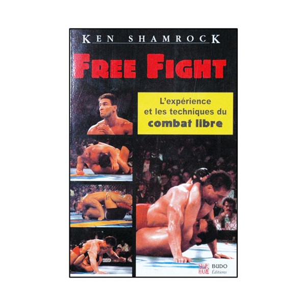 Free Fight - Kan Shamrock