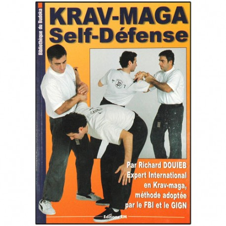 Krav-Maga self défense - Richard Douieb