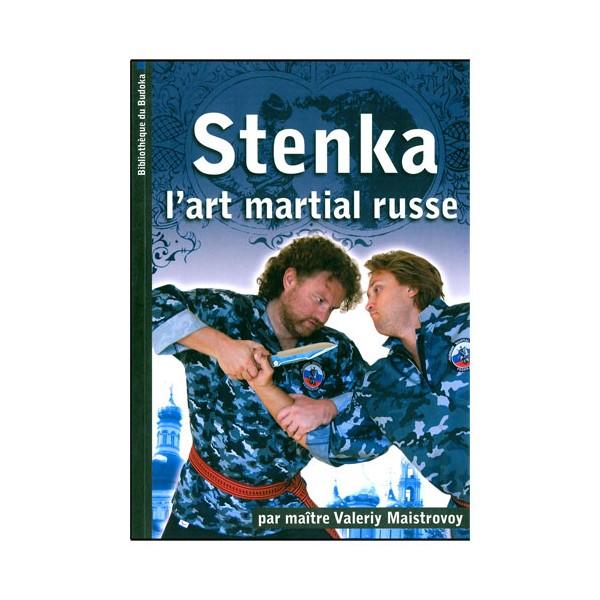 Stenka, l'art martial russe - Valeriy Maistrovoy