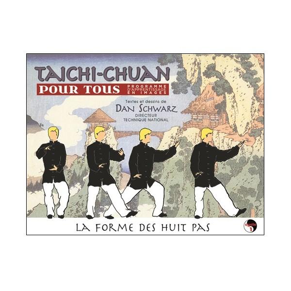 Taichi-chuan pour tous (BD) - Dan Schwartz