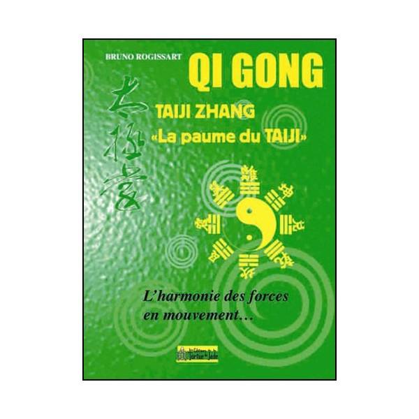 """Qi Gong, Taiji Zhang """"La paume du Taiji"""" - Bruno Rogissart"""