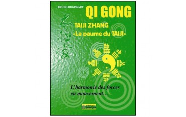 "Qi Gong, Taiji Zhang ""La paume du Taiji"", l'harmonie des forces en mouvement - Bruno Rogissart"