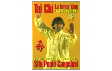 Tai Chi, la forme Yang et ses applications, histoire, philosophie, usage du chi - Sifu Paolo Cangelosi