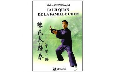 Tai Ji Quan de la famille Chen - Maître Chen Zhenglei