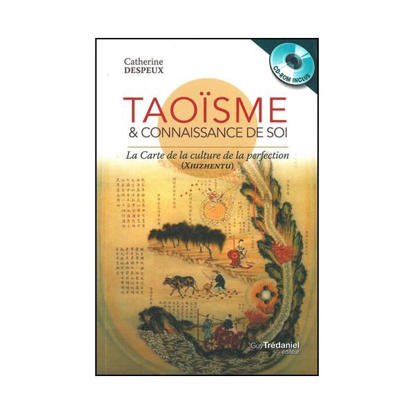 Taoïsme & connaissance de soi (+CD-Rom) - C Despeux