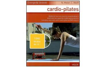 Cardio-pilates - N. Meier & C. Wolff (+ 1 DVD)