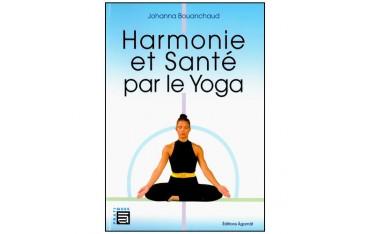Harmonie et Santé par le Yoga - Johanna Bouanchaud