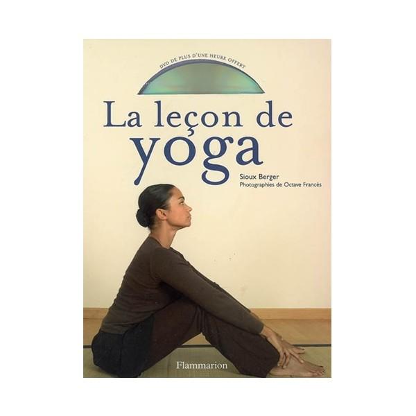 La leçon de Yoga (+dvd) - Sioux Berger/Albrieux