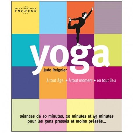 Yoga mini-guides express - Jude Reignier