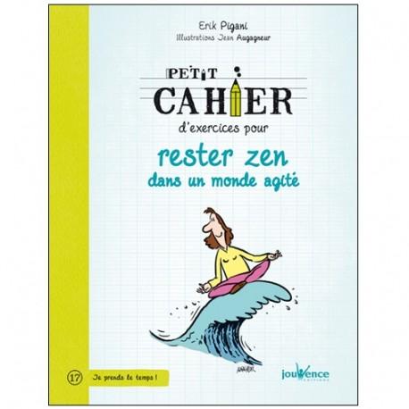 Petit cahier d'exercices pour rester Zen - Pigani (éd. 2015)