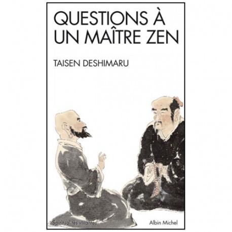 Questions à un maître Zen - T Deshimaru