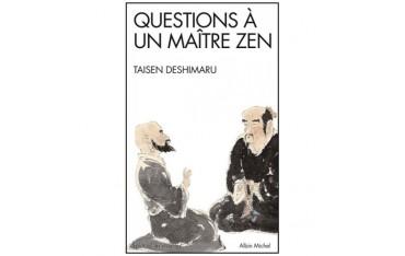 Questions à un maître zen - Taisen Deshimaru