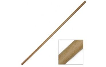 JO, bâton 128 cm (diam. 2.5 cm) - Chêne Blanc JAPON