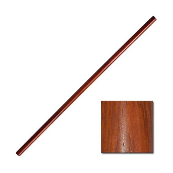 JO, bâton 128 cm (diam. 2.5 cm) - Chêne Rouge Taïwan qualité Japon